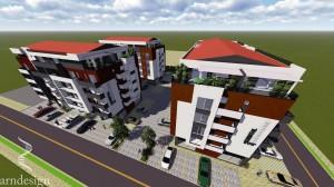 Complex Rezidențial Kristal Residence SUD