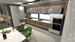 Design interior casa Focsani